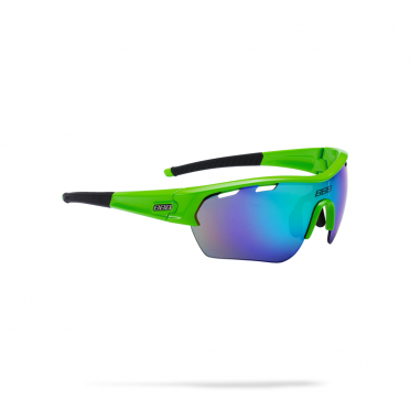 BBB Sportbril Select XL MLC glossy groen