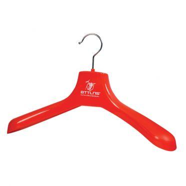 BTTLNS Wetsuit kledinghanger Defender 2.0 rood