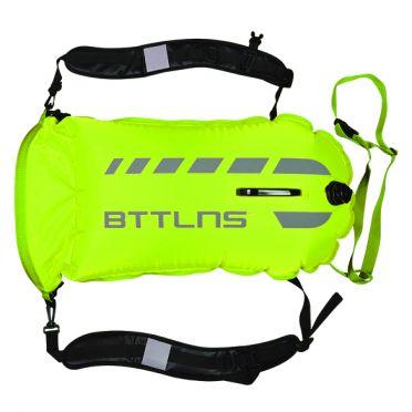 BTTLNS Tethys 1.0 safeswimmer zwemboei 35 liter groen