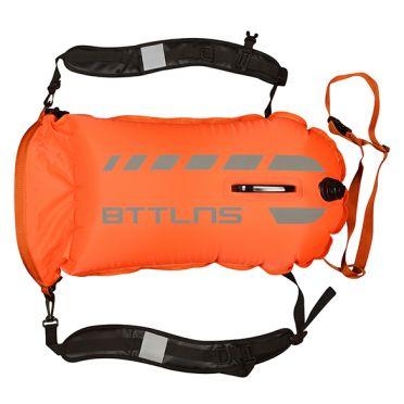 BTTLNS Tethys 1.0 safeswimmer zwemboei 35 liter oranje