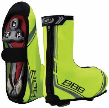 BBB Waterflex Overschoenen BWS-03 geel