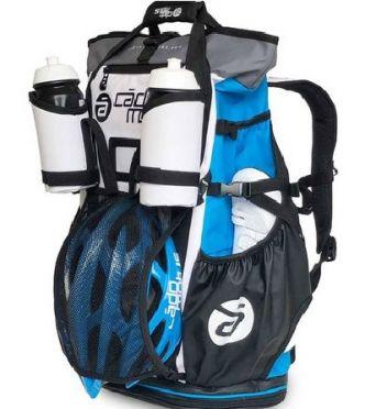 Cádomotus Versatile fiets/triathlon tas wit
