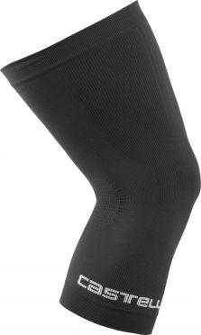 Castelli Pro seamless knie warmers zwart