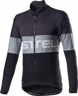 Castelli Prologo fietsjack grijs heren