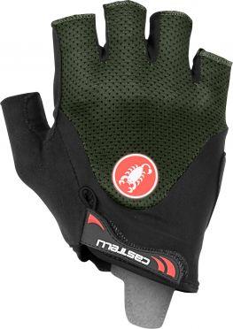 Castelli Arenberg gel 2 handschoen groen heren