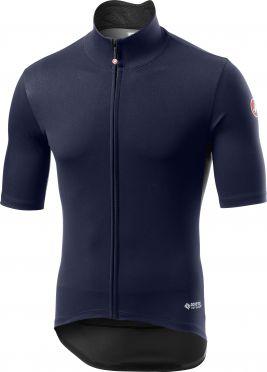Castelli Perfetto RoS Light fietsshirt korte mouw blauw heren