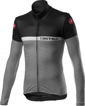 Castelli Marinaio fietsshirt lange mouw zwart/grijs heren