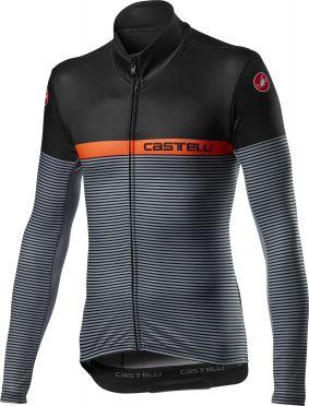 Castelli Marinaio fietsshirt lange mouw zwart heren