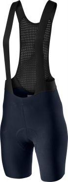 Castelli Premio Black W bibshort blauw dames