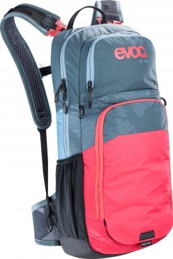 EVOC CC 16L / slate-red