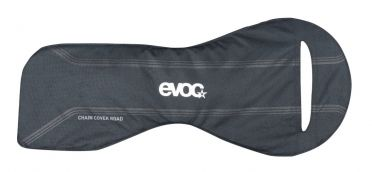 Evoc Chain cover kettinghoes zwart