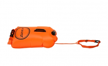 Zone3 Buoy/Dry bag 28L oranje
