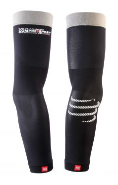 Compressport Proracing armsleeves compressiemouwen zwart
