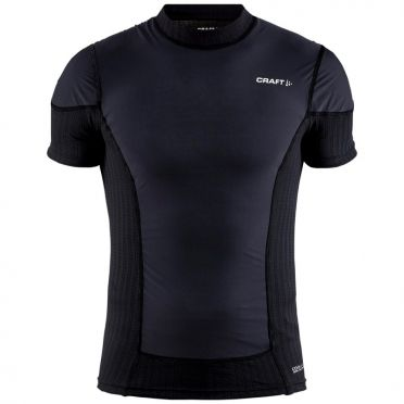 Craft Active extreme X Wind ondershirt korte mouw zwart heren