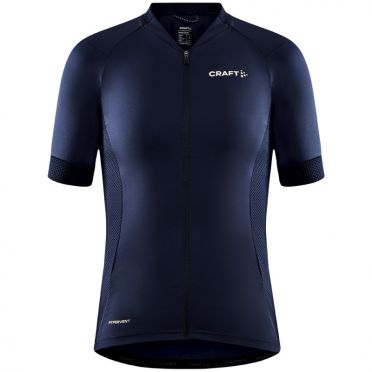 Craft Advanced Endurance fietsshirt SS blauw dames