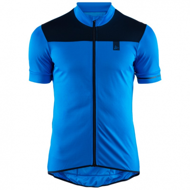 Craft Point fietsshirt blauw heren