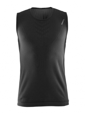 Craft Cool Intensity Singlet zwart heren