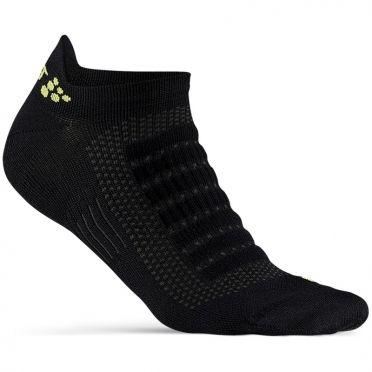 Craft Advanced Dry mid Shaftless Sokken zwart