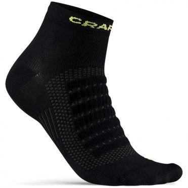 Craft Advanced Dry mid Sokken zwart
