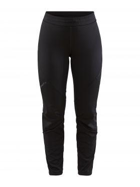 Craft Glide full zip langlaufbroek zwart dames