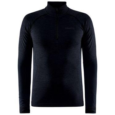 Craft Core Dry Active Comfort trui half zip blauw heren