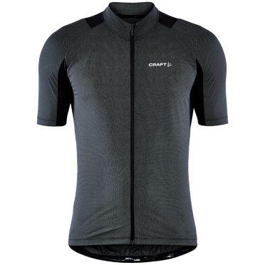 Craft Pro Endurance Lumen fietsshirt SS zwart heren