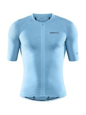 Craft Pro Nano SS fietsshirt lichtblauw heren