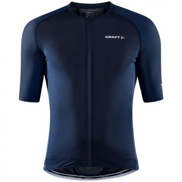 Craft Pro Nano SS fietsshirt blauw heren