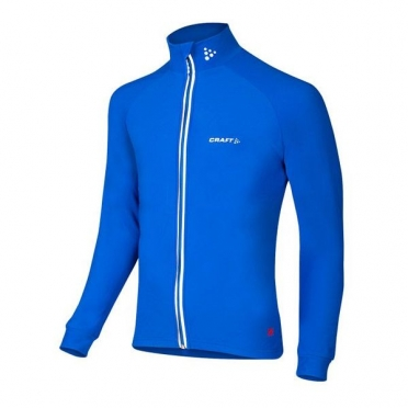 Craft Thermo schaatsjack kobalt unisex