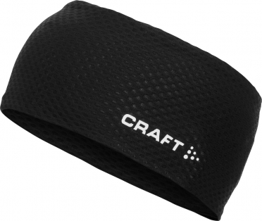Craft Stay Cool superlight hoofdband zwart