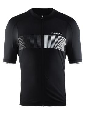 Craft Verve Glow fietsshirt zwart heren