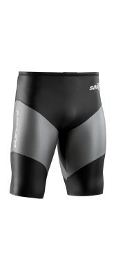 Sailfish Neopreen Short Current Max. zwart/grijs