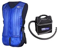 TechNiche KewlFlow Circulatory Cooling Vest with Static Cooler + 12v Adapter
