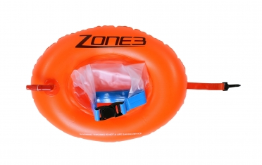 Zone3 Buoy/Dry bag donut oranje