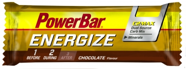 Powerbar Energize bar 25 x 55 gram