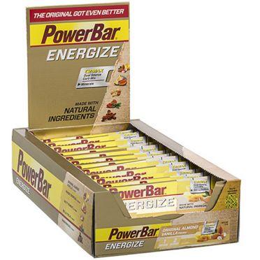 Powerbar Energize bar energiereep vanille 25 x 55 gram
