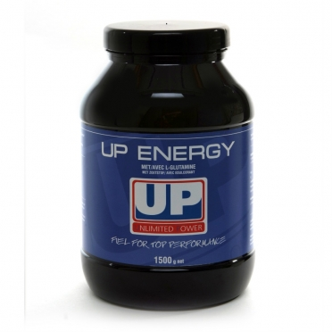 UP Energy met glutamine 1500 gr