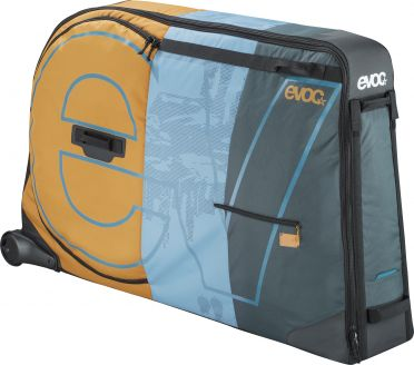Evoc Bike travel bag fietskoffer multicolour
