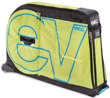 Evoc Bike travel bag pro groen