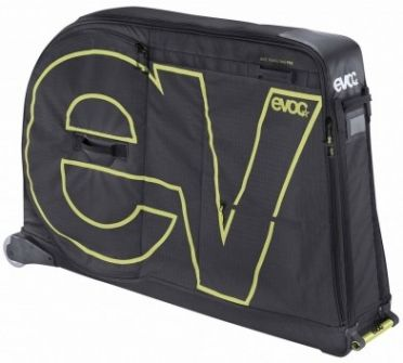 Evoc Bike travel bag pro zwart