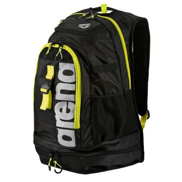 Arena Fastpack 2.1 rugzak zwart/geel