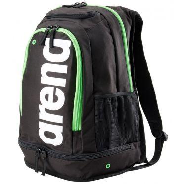 Arena Fastpack core zwart/groen