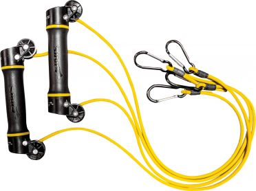 Finis Slide Dryland trainer 7 mm weerstandsband geel