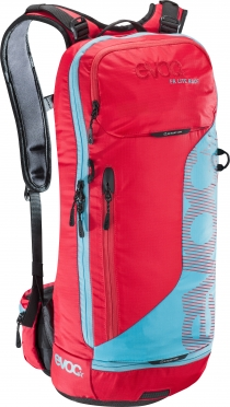 Evoc FR 10L lite race / red-neon blue
