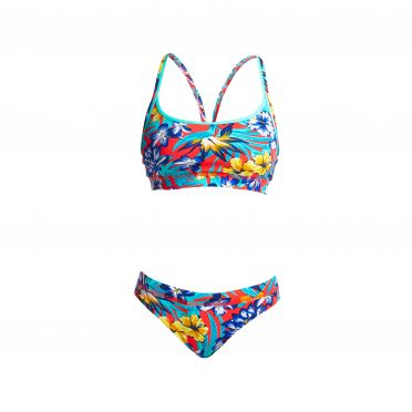 Funkita Aloha from Hawaii Sports bikini set dames