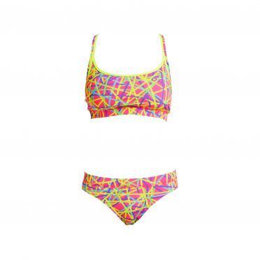 Funkita Bound up Sports bikini set dames