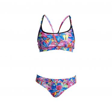 Funkita Club tropo Sports bikini set dames