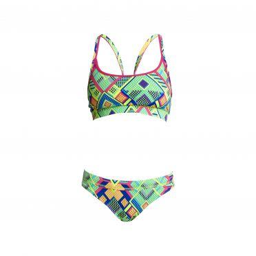 Funkita Diamond fire Sports bikini set dames