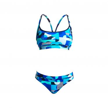 Funkita Sea Spray Sports bikini set dames