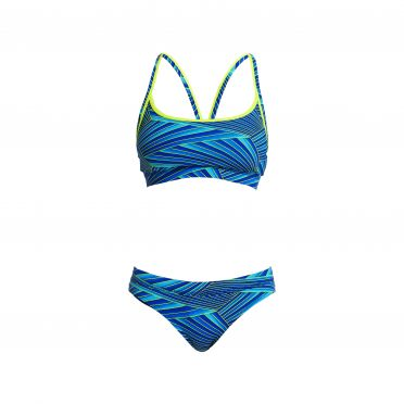 Funkita Streaker Sports bikini set dames